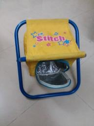 Stitch Foldable Chair with Cooler Bag image 3