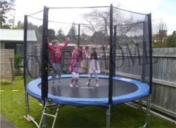 Various trampoline 681012ft image 1