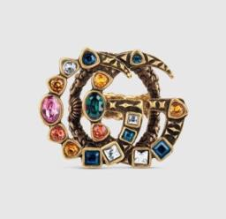 Fancy Gucci Ring image 2