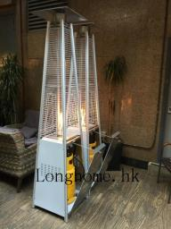Stainless Steel Flame Gas Patio Heater image 2