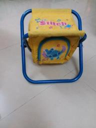 Stitch Foldable Chair with Cooler Bag image 2