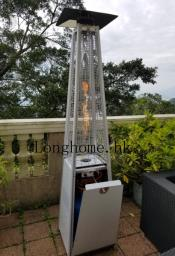 Stainless Steel Flame Gas Patio Heater image 5