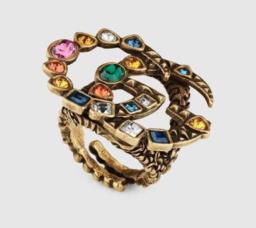 Fancy Gucci Ring image 1