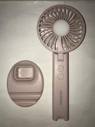 Iris Ohyama Portable Handy Fan Khf-01 image 3