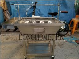Full stainless steel Bbq Grill image 2