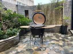 Kamado Ceramic Charcoal Bbq Grill image 2