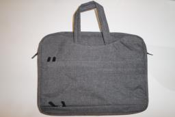 Laptop Notebook Zipper Briefcase Bag image 1