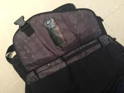 Ogio laptop soft briefcasemessenger bag image 2