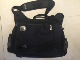 Ogio laptop soft briefcasemessenger bag image 1