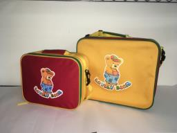 Teddy Bear Suitcases - Set of Two image 1