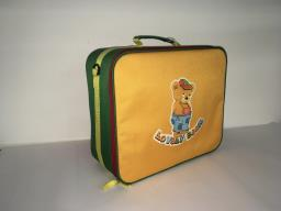 Teddy Bear Suitcases - Set of Two image 2