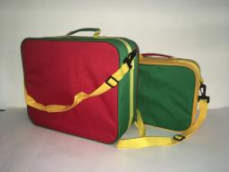 Teddy Bear Suitcases - Set of Two image 5