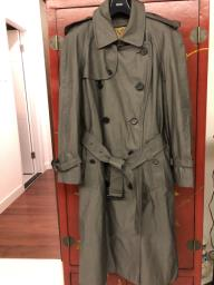 Burberrys Trench Coat image 1