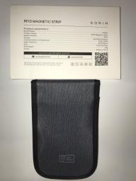 Korin Rfid Magnetic Strip Wallet Purse image 3