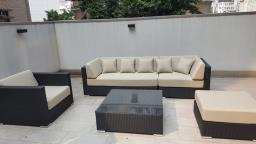 Outuoor Sofas Set For Sale image 2