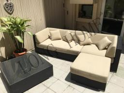 Outuoor Sofas Set For Sale image 4