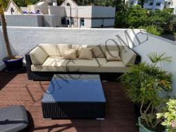 Outuoor Sofas Set For Sale image 5