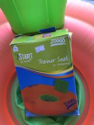 Swim Trainer Seat 12-18 month image 2