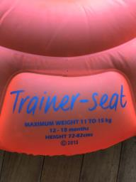 Swim Trainer Seat 12-18 month image 3