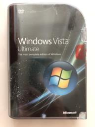 Windows Vista Ultimate image 1