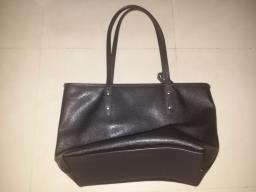 Coach Black City Zip Tote Handbag image 2