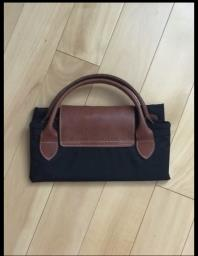 Longchamp Big bag in black image 3