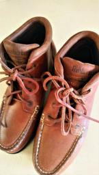 Timberland Leather Boots image 1
